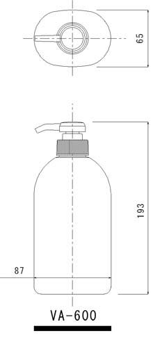 VA-600図面