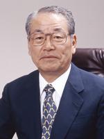 吉田硝子社長写真